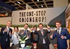 Top Team in the one-stop Onionshop!