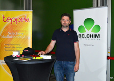 Martin Kruisselbrink van Belchim Crop Protection.